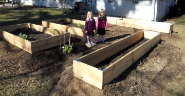 Raised Bed Garden Boxes