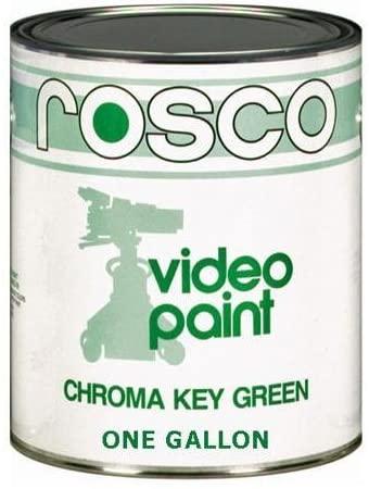 Rosco Chroma Key Matte Green Paint