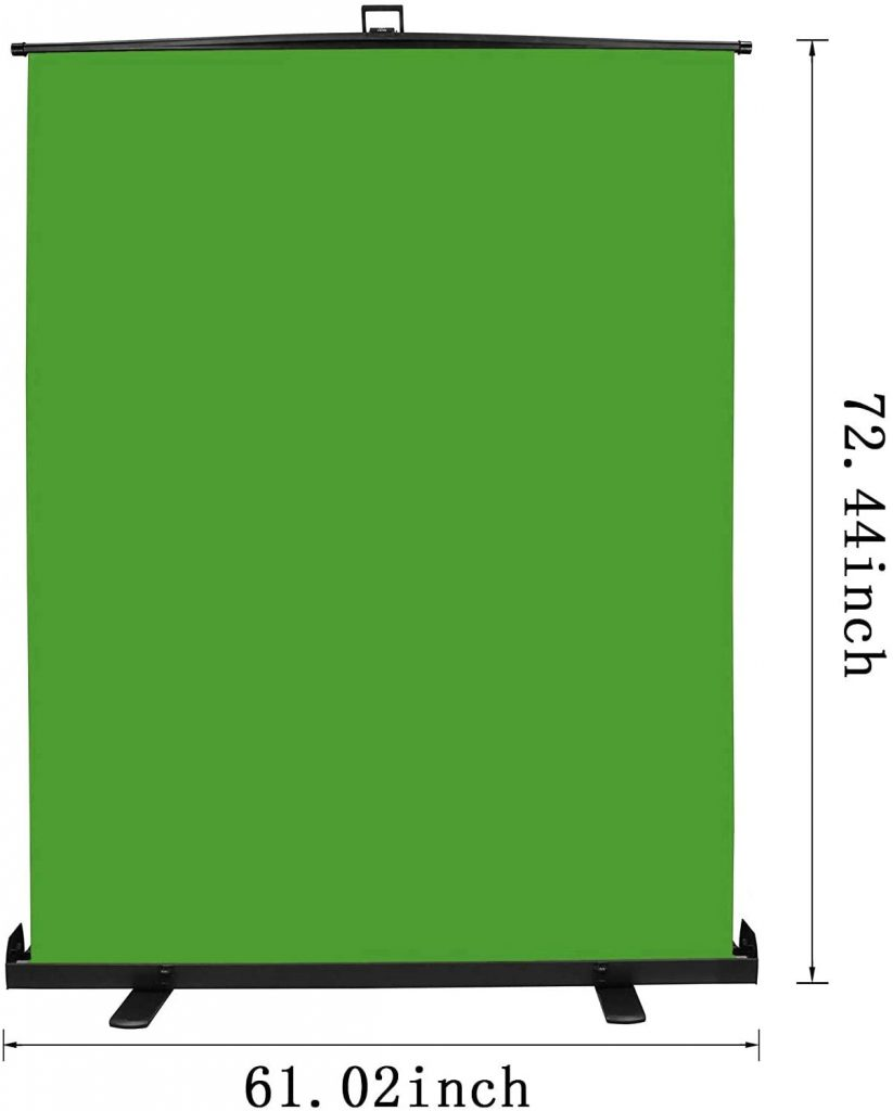 Emart Collapsible Chromakey Green Screen Panel